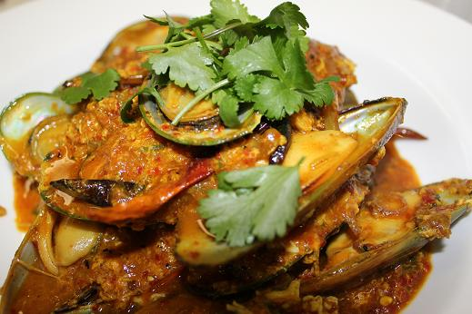 Spicy Chilli Mussels